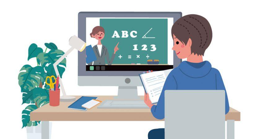 オンライン塾に必要な環境とは?PC・タブレット・スマホ?マイクやカメラは?